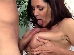 Gorgeous black pornstar Misty Stone really wants that dick