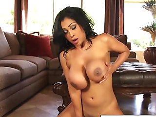 Priya Rai rides a Sybian to a giant climax!