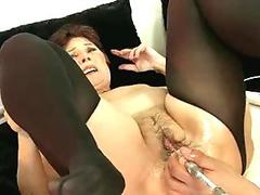 Lya Pink Gets All Fucked Up