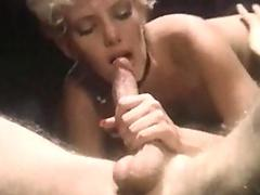 She tried to ride him until she breaks his dick or her pussy goes first.