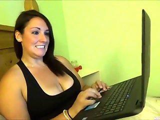 Hot slut losing her anal virginity