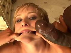 Mistress Brings A Slave And Fingers Her Asshole Nicely