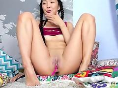 Fairy_Yuki enjoy stripping toy