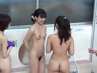 Fuzzy japanese pee pool