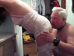 mi esposa provocando en lenceria