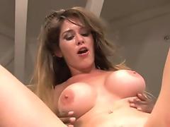 Amateur Slut takes a Huge BBC in Ass
