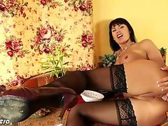 kinky Eva Karera gets bum romped