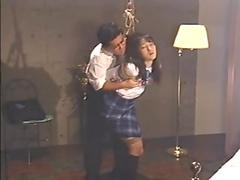 japanese college girl bondage3
