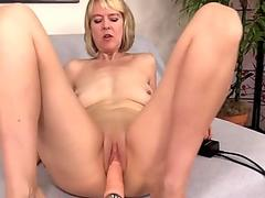 Granny Jamie Foster Synthetic Pleasuring