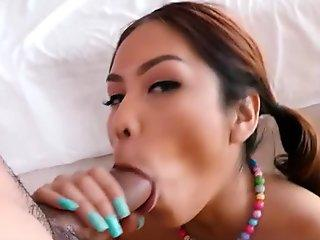 Asian Hottie Dildos Her Pussy HER SNAPCHAT - ELINAXGOLD