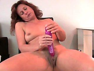Sissy Slut Gives Sloppy Blowjob, Gets Throatfucked and Loves It