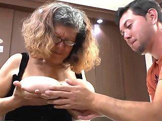 AgedLove mature latina Brenda hardcore