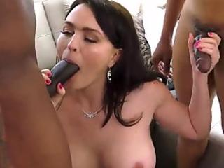 Date With A Total BBC Slut - Krissy Lynn at Cuckold Sessions