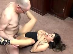 ChickPass - Curvy mom Nicole Paris takes some dick in her plump pussy