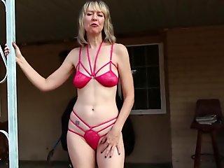 Busty Babe Juliana Grandi's Big...