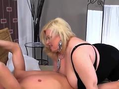 Jana masturbating with dildo
