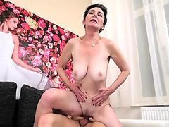 Lingerie transsexual Rosy Pinheiro masturbation in glasses