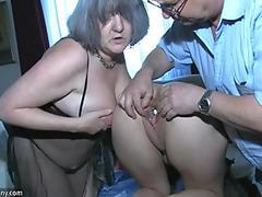 Ladyboy Vicky Bareback Fucked