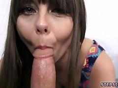 Big booty latina Julie Cash gets nice doggystyle 06