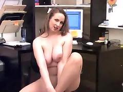 Pussy, Milf, Stockings, Riding, Big Tits thumb