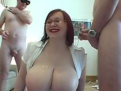 Passionate Facefuck With Huge Cumshot