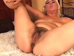 EuropeMaturE Camilla internal ejaculation Solo spectacle