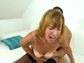 Great group sex action