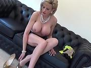 Lady Sonia My Husband Is Out And You Want Me To Strip For You