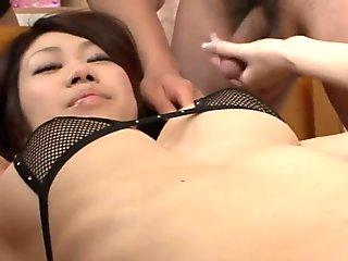 Real Japanese Group Sex, Uncensored, on JavHD Net