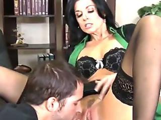 Hot latina babe Jenaveve Jolie gets her tiny pussy pounded hard