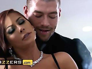 Brazzers - large tit superstar Madison Ivy does buttfuck