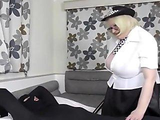 Sensational MILF gets a dick from her stepson