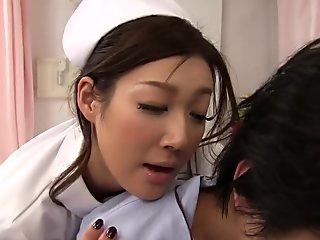 JAV face-sitting health center sensuous Mari Hosokawa Subtitled