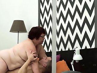 Hot StepMom Threesome with step daughter.4.wmv