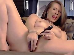 She rides my cock again