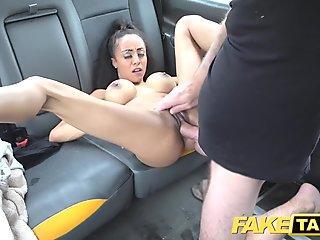 Interracial anal sex with Dana DeArmond and Byron Long