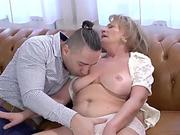 Asian Beauty Is Pro At Sucking Big Cock