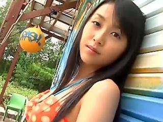 Adorable Miyu Watanabe wanna be a famous porn star