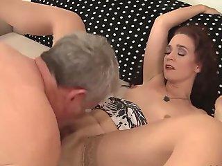Dutch whore fuck & suck