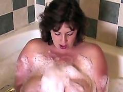 Russian mature mom and boy hot fucking