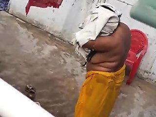 My bhabhi after bath part 2