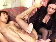 Belinda aka Bely - First Time as a Prostitute