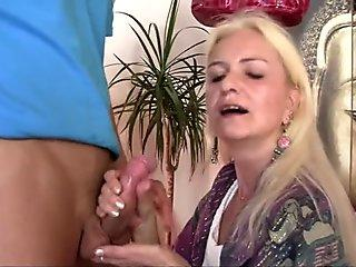 Pale horny schoolgirl gets smashed with dick in bed