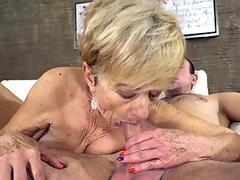 Hot pornstar sex with cumshot Scene 1