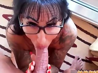 Sexual Blue Toying Her Hairy Snatch