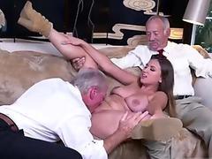 HotwifeXXX - BDSM Deepthroat Shared Wife Lena Anderson Facial