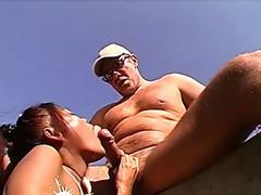 Joey Stefano and Lon Flexx