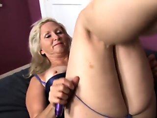 puckered granny jerk