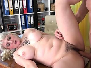 BAMvisions Gia Love Prepares her Ass for a Big Dick