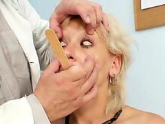 Brunette Lulu gets fucked by fake agent